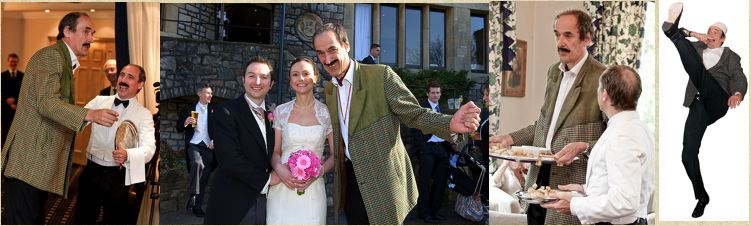 Fawlty Towers Comedy Wedding Entertainment Ideas
